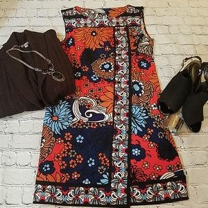 Premise Bold Print Dress